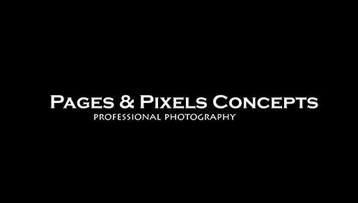 Pages & Pixels Concepts